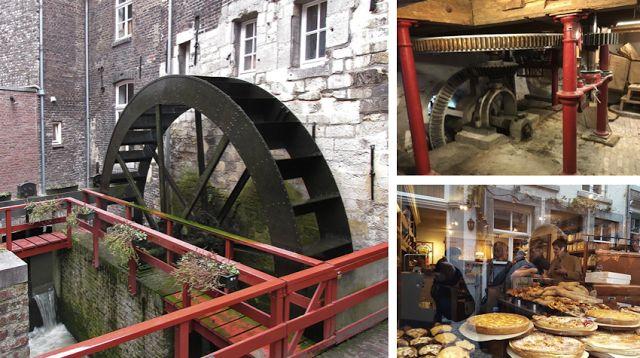 De Bisschopsmolen - Bakery that uses the oldest Watermill of the Netherlands