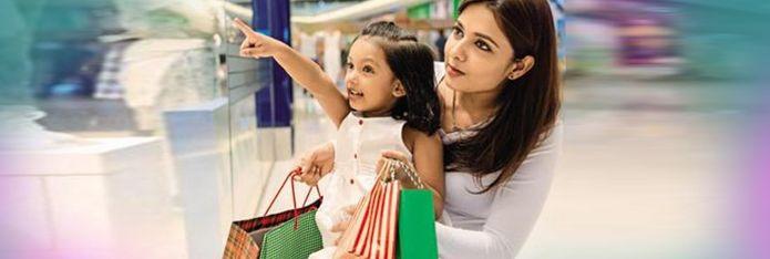 Sfaturi pentru cumparaturi fara stres cu copilul