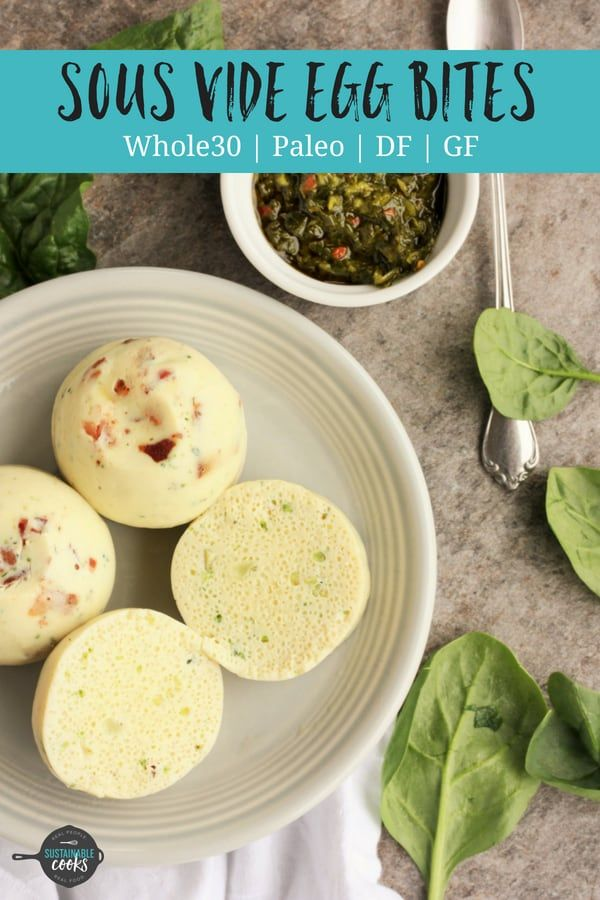 Learn How Easy It Is To Make This Awesome Copycat Starbucks Sous Vide Egg Bites Recipe In The Instant Pot This Re Egg Bites Instant Pot Paleo Egg Bites Recipe