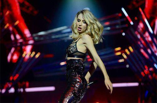 Loboda презентовала клип на песню «К черту любовь» (видео)