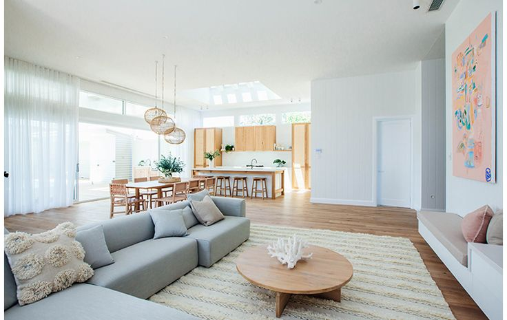 Long Jetty Renovation Living Room Reveal