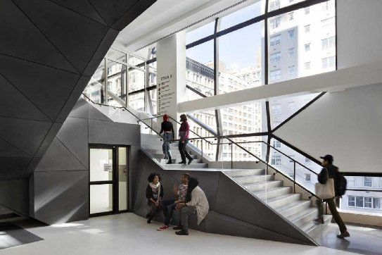 Parsons School of Design, New York, NY; 5,854 total students; Tuition: $45,080; Undergrad: Architectural Design & Product Design; Grad: Design & Technology, Industrial Design.