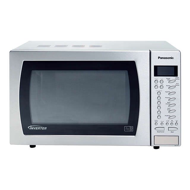 BuyPanasonic NN-ST479S Sensor Microwave Oven, Stainless Steel Online at johnlewis.com