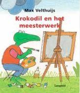 Prentenboek - In dit boek koopt Olifant een schilderij van de kunstschilder Krokodil. Een schilderij met niets erop. Maar zo mooi! Als Olifant de ogen sluit, ziet hij, al naar gelang de keus van het moment, een berglandschap, een zee met schepen of een sneeuwlandschap. Prachtig. Als Olifant het vermoeden krijgt dat hij bedrogen is, weet Krokodil hem toch te overtuigen dat het schilderij heel bijzonder is.