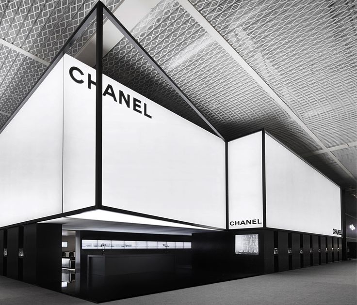 #Chanel area at #Baselworld2014