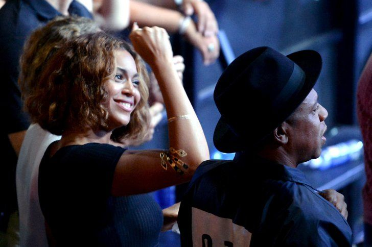 Pin for Later: Beyoncé and Jay Z's Labor Day PDA Puts an End to Any Divorce Rumors