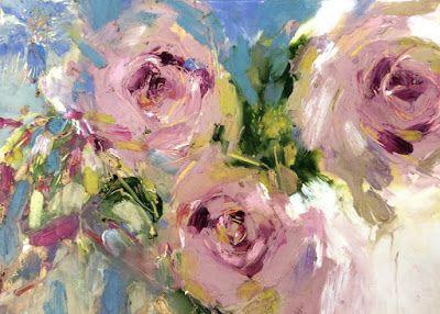 Vintage Roses by Janette Phillips