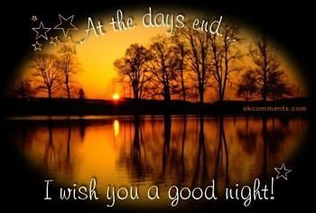 Good Night All My Friends and family sleep well...      | Wishing all my friends a sweet dreams and a good night :)