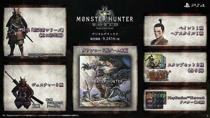 Learn about Monster Hunter World Release Date Revealed http://ift.tt/2jG5enR on www.Service.fit - Specialised Service Consultants.