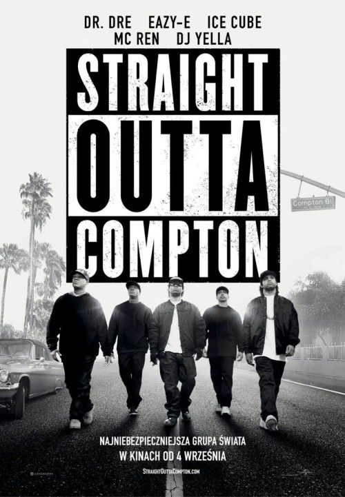 Straight Outta Compton (2015) - Filmweb