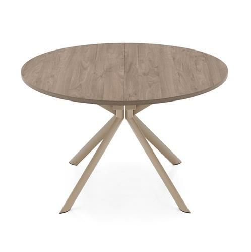 Table Ronde Extensible Design Of Table Ronde Design Bois ...