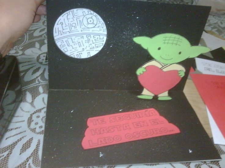 San Valentin.. Tarjeta de Star Wars para 14 de febrero - Taringa!