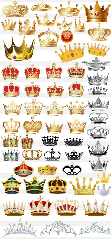 トロフィー・金銀銅メダル・王冠のイラスト|イラストレーター素材(AI・EPS・商用可能)