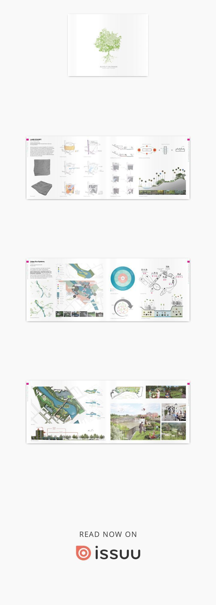 landscape architecture cover letter%0A Rudolf Uhlemann Landscape Architecture Portfolio A portfolio exhibiting my  recent professional work  and student work