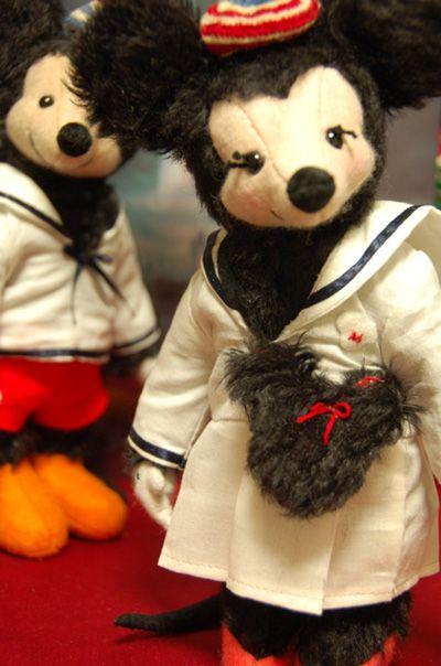 avec Disney par marie nounours 鶴田 眞利子