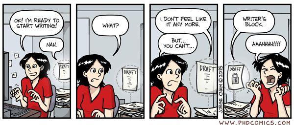 Writing a phd dissertation