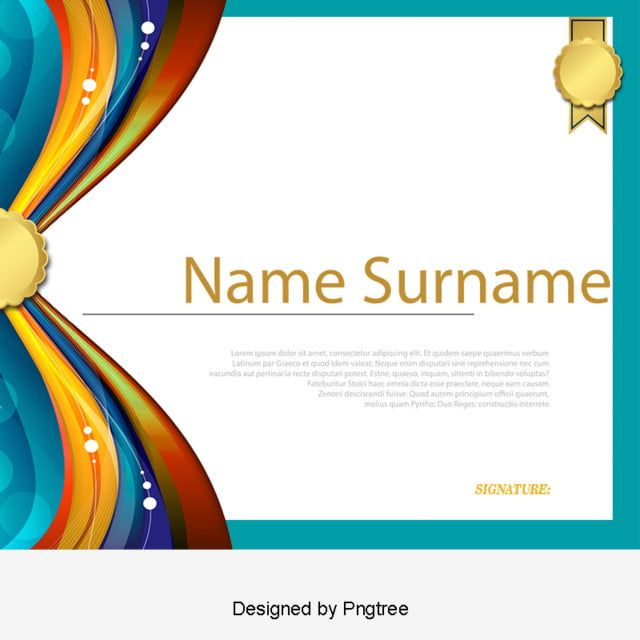 Certificate Template Training Certificate English Certificate Business Financial Borders High Gra Training Certificate Certificate Templates Certificate Design