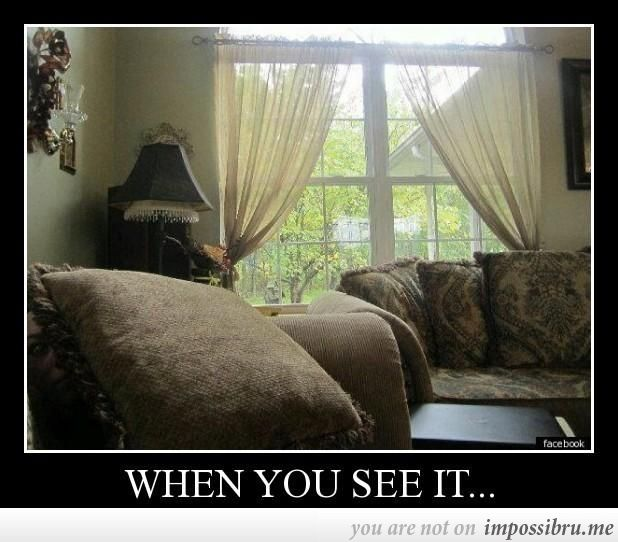 When you see it - scary - http://jokideo.com/when-you-see-it-scary/- Got me laughing, actually.