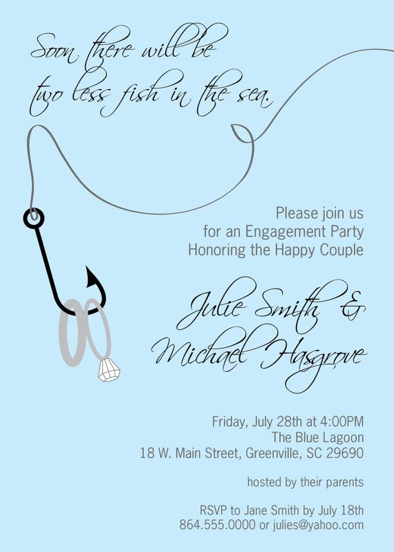 Printable Engagement Party Invitation Two Less by OhCreativeOne