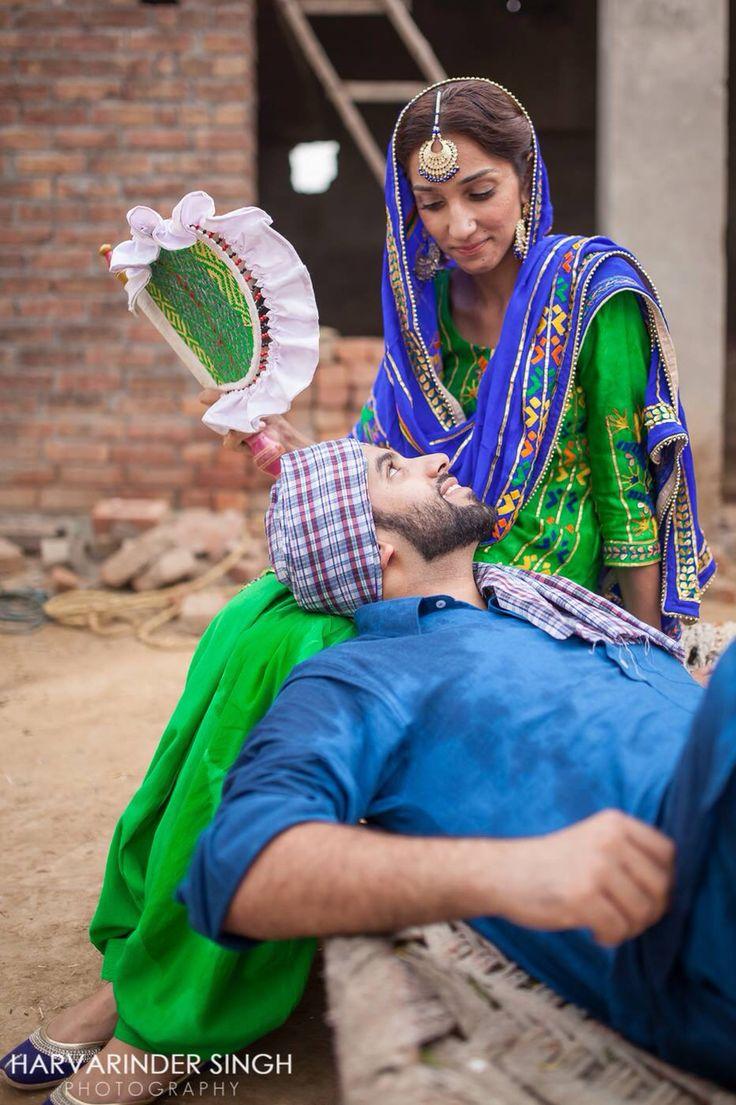 Punjabi photoshoot