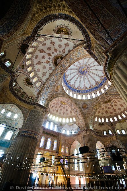 Sultan Ahmed Mosque (Turkish: Sultanahmet Camii) known popularly as the Blue Mosque is a Muslim (Sunni) Mosque in the center of Istanbul's o...