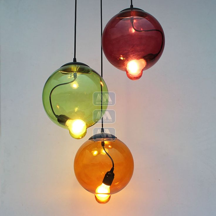 9073 best lights lighting images on pinterest lamps lights american country a1 restaurant dining room personality creative creative art color glass pendant lights aloadofball Gallery