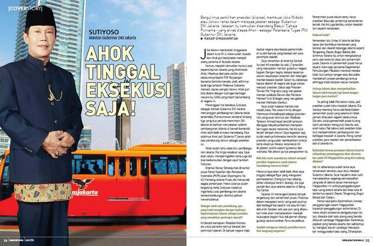 Majalah Jakarta Review, halaman 24-25