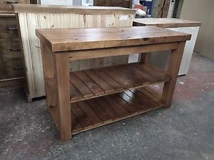 NEW RUSTIC CHUNKY SOLID WOOD BATHROOM SINK VANITY UNIT  handmade any size The 25 best Sink vanity unit ideas on Pinterest Small