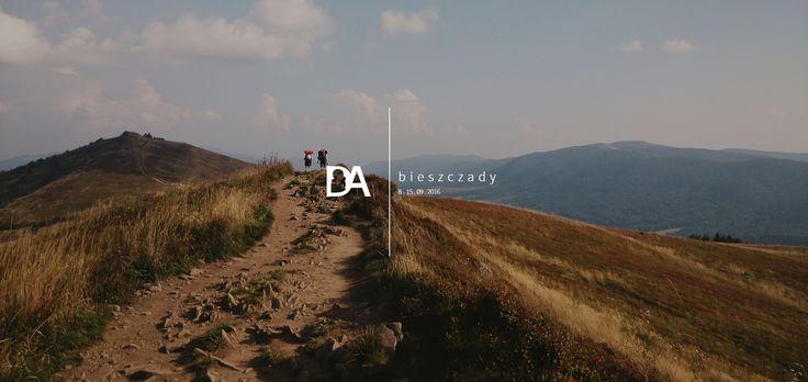 Profil internetowy (Tumblr) wyjazdu wakacyjnego DA (Bieszczady).