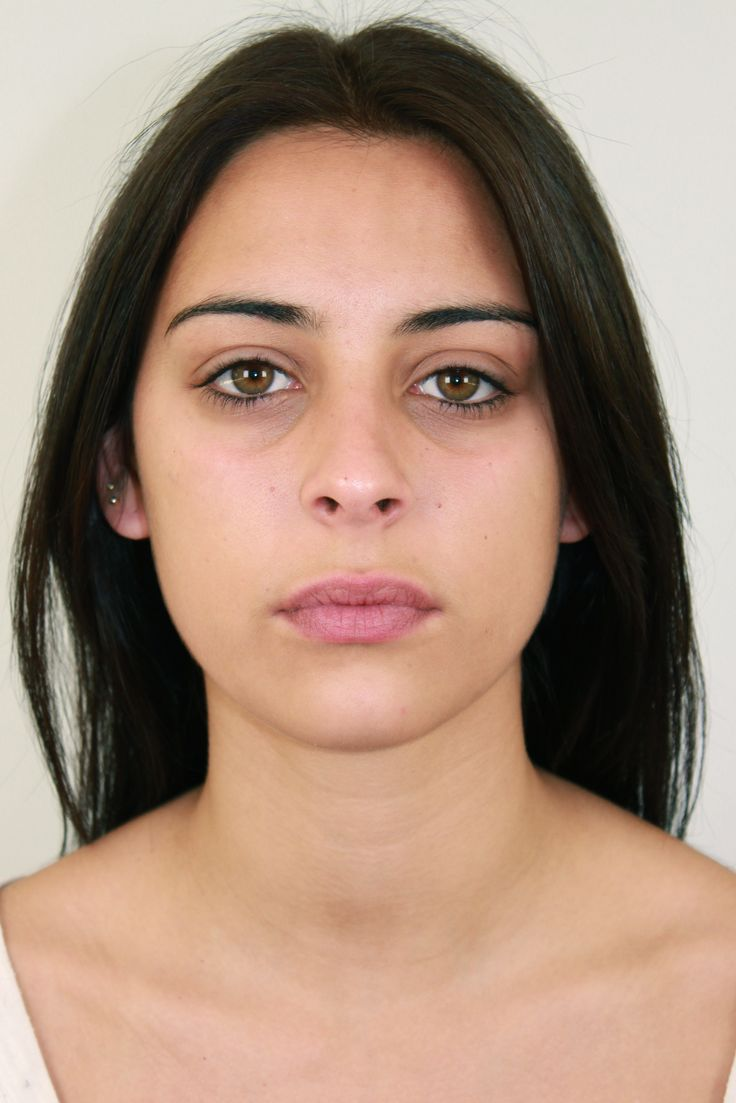 Model Without Makeup Before Our Makeup-free Model | Natural Beauty | Pinterest | Models And Makeup