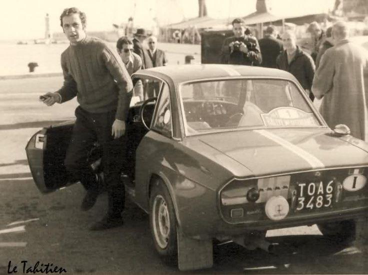 Lancia Fulvia HF-Munari