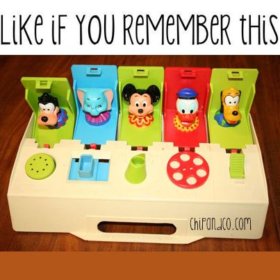 Do you remember this?