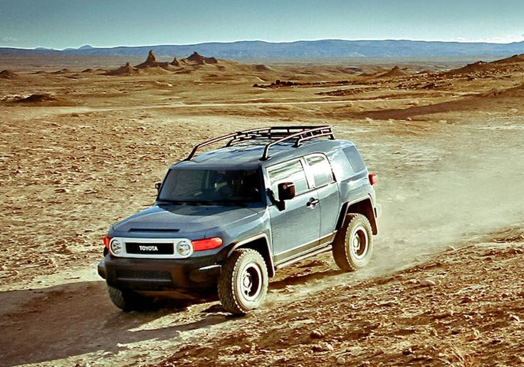 2018 Toyota FJ Cruiser For Sale | 2017-2018 Car Reviews