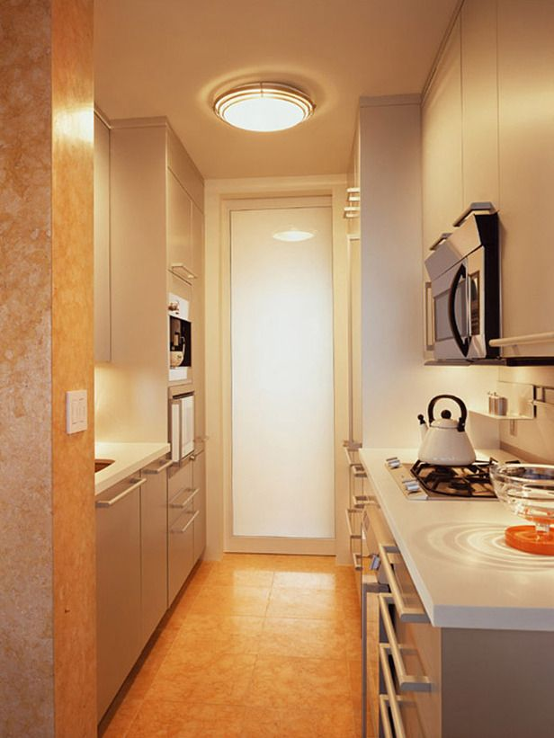 1000 ideas about galley kitchen design on pinterest Decorating a galley kitchen