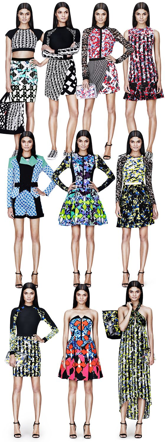 Peter Pilotto Target Collection - A Fun Way To Transition Into Spring