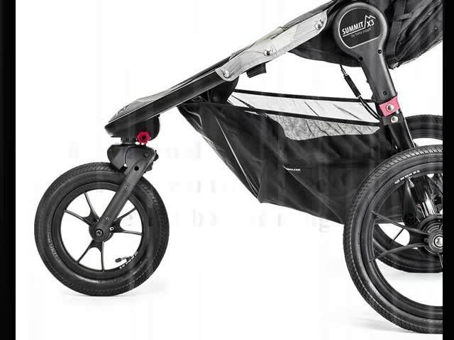 Check Out Best Double Stroller 2014 - Baby Jogger Summit X3 Double Stroller