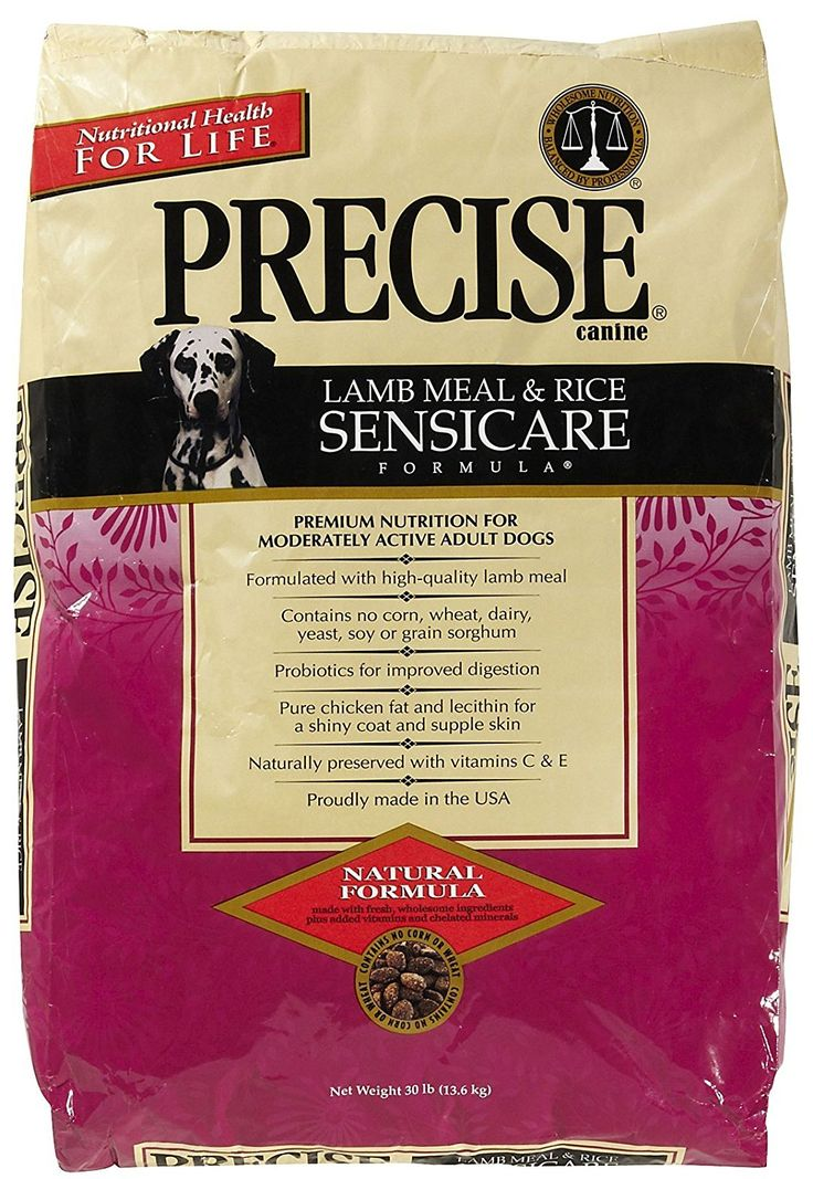 Precise 726037 Canine Sensicare Dry Food for Pets, 30-Pound >>> Stop everything and read more details here! : Dog food types