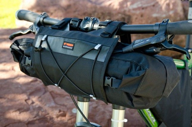 Bedrock Handlebar Bag | 40 Rad Bike Gadgets