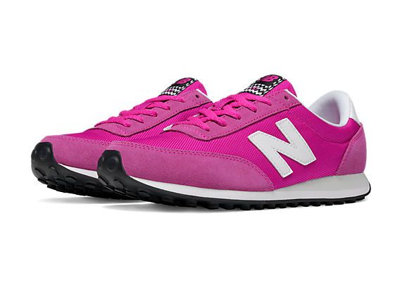 Featuring fun colors like lime green and pink, these women's shoes are decidedly feminine and fresh.