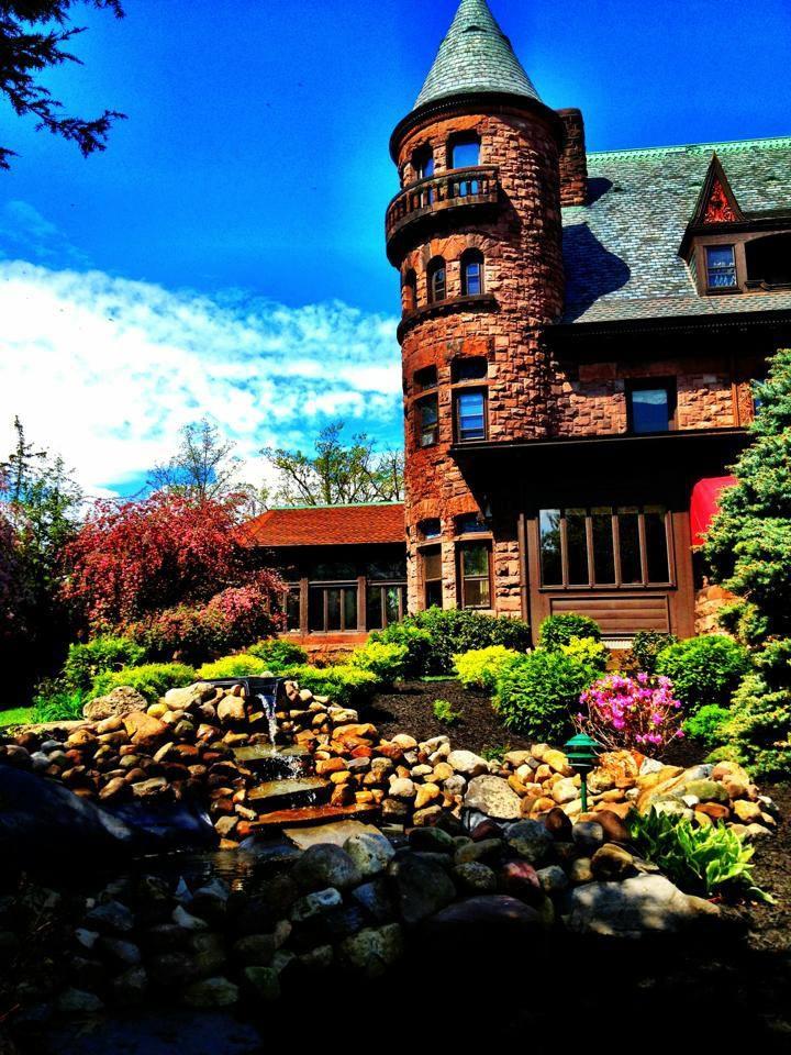 Visit Belhurst Castle, Geneva NY. Winery, spa, dining and accommodations!