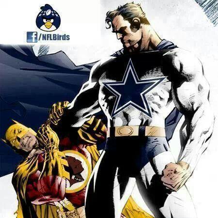 Dallas vs. Washington 10/13/2013