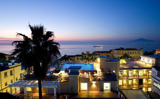Grand Hotel La Favorita 5 Star Hotels Sorrento