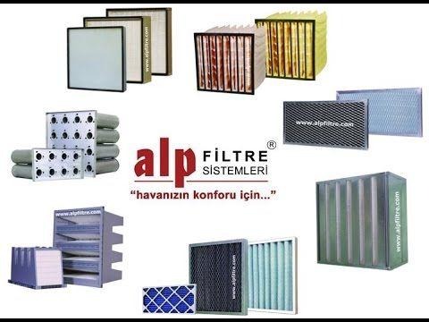 ALP HVAC FİLTRE SİSTEMLERİ