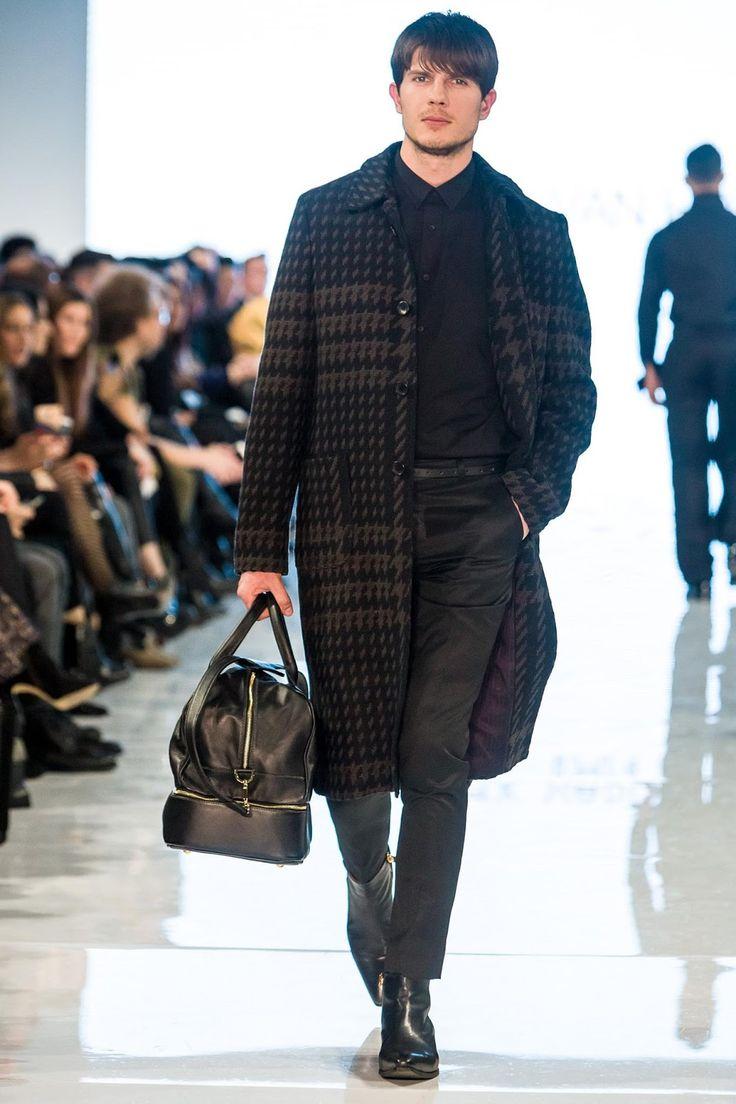 Caffery Van Horne Fall Winter 2016 Toronto Men 39 S Fashion Week Tendencia Moda Invierno 2016
