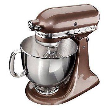 Amazon.de: KitchenAid 5KSM175PSEAP, ARTISAN Küchenmaschine mit Profiausstattung, MACADAMIA