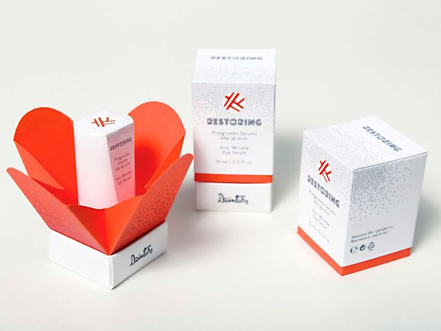 Restoring on Packaging of the World - Creative Package Design Gallery