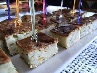 Zucchini Bites Un bocconcino leggero adatto ai buffet, non vi deluderà#finger food#zucchine