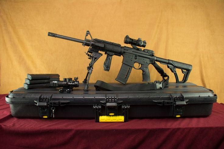 Colt Expanse Daniel Defense AR-15 .223/5.56mm SuperKit! - TacOpShop - Fully Featured Tactical Firearm Kits