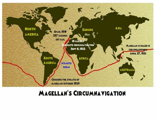 account of the life and explorations of ferdinand magellan Early life ferdinand magellan was born about 1480 to a noble family in portugal vasco n ez de balboa and other explorers, magellan had devised a plan to find a westward-sailing, all-water route to the spice islands latest on ferdinand magellan.