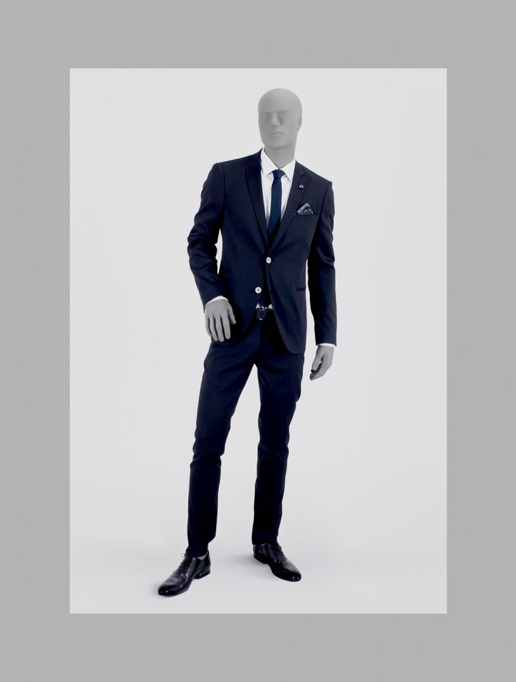 NEXT Collection by More Mannequins #MaleMannequin #boutique #fashion #grey